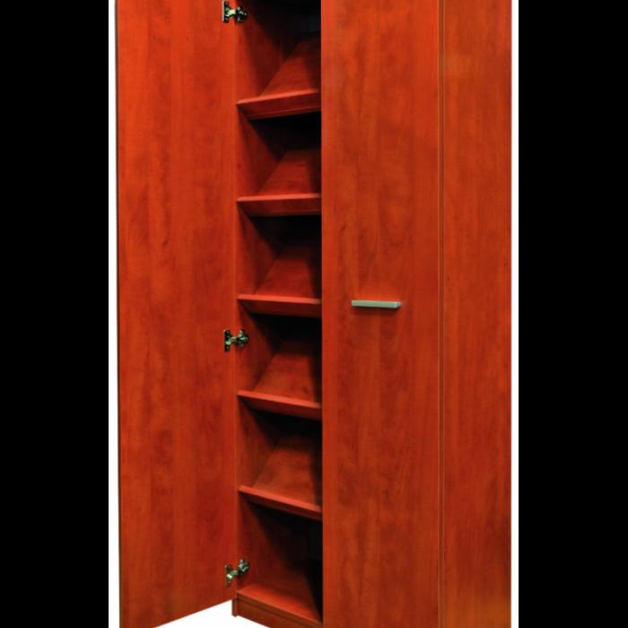 NC 2 ajtós cipős szekrény
