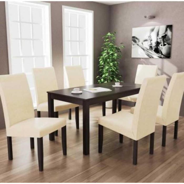 Étkező, asztal, szék