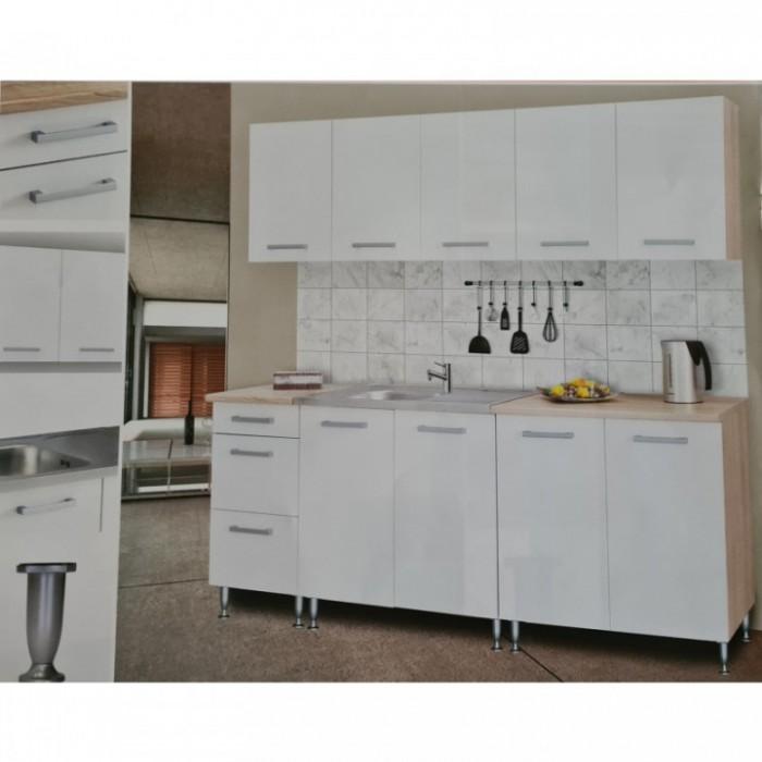 AN-200 konyha fehér